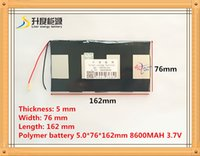 Wholesale Rk3188 Pipo - atteries Digital Batteries Free shipping 3.7V 8600mAh(Real 8600mAH) Li-ion battery for PIPO 9 RK3188 Quad Core, 9,M99pro, M9Pro 3G Tablet...