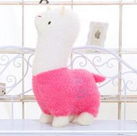 Wholesale Alpaca Baby - 2017NEW35cm alpaca plush toy, alpaca toy, alpaca stuffed animal doll for children. best baby toy