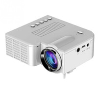 Wholesale dvd home cinema - Wholesale- HDMI UC28A Mini Multimedia LED Projector Home Cinema DVD AV Projector Support SD USB