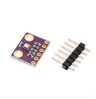 Wholesale Precision Stock - Free Shipping! Wholesale 1 Piece GY-BME280-3.3 precision altimeter atmospheric pressure BME280 sensor module 100New&Original In Stock