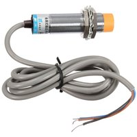 Wholesale High Temperature Transducer - High Quality LJC18A3-H-Z BX Approach Sensor Cylindrical Capacitive Proximity Switch NPN 6-36V