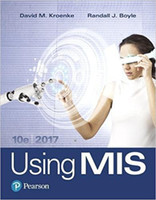 Wholesale Wholesale English Books - Using MIS (10th Edition) 10th Edition 978-0134606996