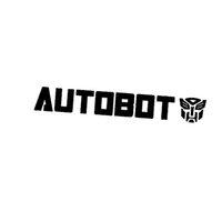 Wholesale Animation Window - Wholesale 10pcs lot Animation Classic Cartoon Transformers AUTOBOT Car Sticker for Wall Camper Van RV Door Laptop Car Styling Vinyl Decal