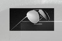Wholesale High Quality Aviator Glasses - New Fashion Sunglasses High Quality Men's Sun glasses UV lens Retro Rewind Classic Polarized Sunglasses Men's Aviator Large Metal