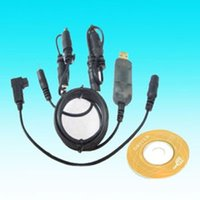 Wholesale Fms Simulator Usb - Wholesale- High Quality 1set USB RC Simulator FMS Adapter Cable For Controller Futaba JR walkera Helicopter DropShipping