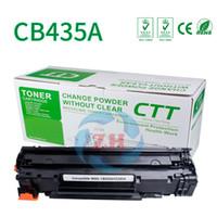 Wholesale Toner For Hp Laserjet - Whole sale ZH Compatible for HP Laserjet 35A P1005 P1006 Canon Laser Shot LBP3018 3108 3050 3150 3010 3100 Toner Cartridge CB435A