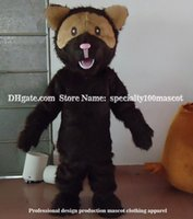 Wholesale Badger Costume - meles mascot costume adult size carnival High quality badger mascot free shipping,Real pictures party wolf mascot costume factory direct