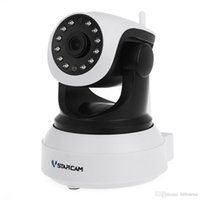 Wholesale Long Range Wireless Security Cameras - Vstarcam Wifi IP Camera 720P HD Night Vision Wireless Camera CCTV Onvif Network Audio Video Surveillance Security NB
