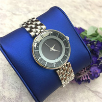 Wholesale Gold Jewelry Chain Roll - 2017 Fashion women watches Luxury Rolling Stones Rose Gold steel Bracelet Chain Female Quartz Japan Movement Lady Wristwatch Free shipping