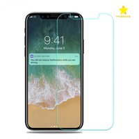 Wholesale Wholesale Price Iphone Screens - For Iphone 8 Iphone 7 Plus Top Quality Best Price Tempered Glass Screen Protector 0.2MM 2.5D Ship Out Within 1 Day