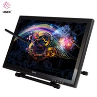 Wholesale Cheapest Digital Pen - UGEE UG-1910B 19inch TFT screen cheapest Digital Drawing monitor Pen Display Graphics tablet drop shipping with OEM ODM serice