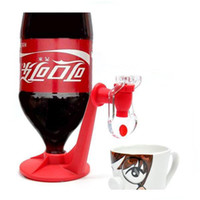 Wholesale Water Articles Wholesale - Coke Bottle Inversion Water Dispenser Creative Fashion Home Furnishing Life Articles Multi Function Manual Drinking Tool 4 1py J R