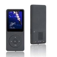 Wholesale Voice Mp3 Download - Wholesale- Music downloads MP3 Player free 1.8'' HD Screen M280 8GB HiFi Player MP3 Music Sport Speaker With Video Alarm FM Recorder E-Book