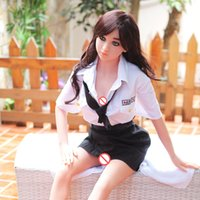 Wholesale Girl Small Sex Hot - Wholesales Japanese hot girl 100cm-170cm big breast big ass sex doll with real vagina for sex - MOYANDOLL
