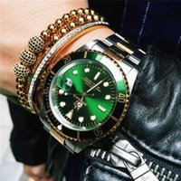 Wholesale Discount Men Watches - Discount price famous brand men casual business watches Kelpy classic Stainless steel quartz watch Drop Shipping