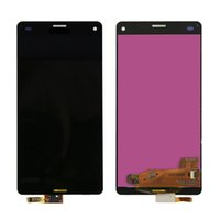 Wholesale Mini Bar Prices - For Sony Z3 Compact LCD Z3 mini D5803 D5833 Display Touch Screen Digitizer Assembly Screen Replacement Wholesale Price