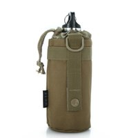 MOLLE Sistema Bottiglia di acqua Bollitore Pack Portabicicletta Porta impermeabile Advance Ultra-light Gamma Tactical Gear Outdoor