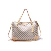 Wholesale Good Quality Designer Bags - 2017 New fashion women designer handbags LUIS VENDON luxury brand women handbags good quality PU leather bags shoulder crossbody bags