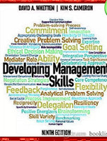 Wholesale New Book Developing Management Skills text books for students