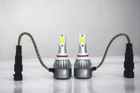 china iluminação led direta venda por atacado-Venda quente Luzes Led Automotivo 9005 / HB3 Levou C6 Series Farol Do Carro Lâmpada de Luz Led China Direto