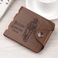 8 Style Nouveaux Mens High Quality Leather Wallet Pockets Card Clutch Cente Bifold Purse Coin Holder For Men