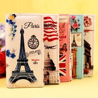 Wholesale Purse Wholesalers - Fashion Women Wallet Clutch Purses Long Graffiti Pattern Embossed Coin Leather Wallet Card Holder Handbag Wallet KKA2830