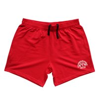 Wholesale Plus Size Workout Clothing - Wholesale-Shorts men bodybuilding shorts 5 Inseam cotton fitness short men brand gold powerhouse clothing workout male shorts size M L XL