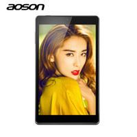 Wholesale new slim camera - Wholesale- New Aoson M812 Tablet 8 inch 1280*800 HD IPS Allwinner Quad Core Android 5.1 Wifi Tablet PC 1GB RAM 16GB ROM 2MP+5MP camera