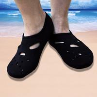 neopren tauchanzüge großhandel-Wassersport Neopren Tauchen Socken Anti Skid Beach Socken Schwimmen Surfen Neopren Socken Erwachsene Tauchen Stiefel Wet Suit Schuhe