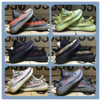 Wholesale High Women Shose - Boost 350 V2 AH2203 beluga2.0 Bred Shoes For Women And Men Cptriple whit Zebra Cp9652 Breds Sply 350 Boost Kanye Running Shose