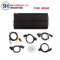 Interface De Diagnostic Mercedes Pas Cher-Nouveau MB Carsoft 7.4 Multiplexeur ECU Chip Tunning MCU Interface contrôlée pour Mercedes Benz Carsoft V7.4 multiplexeur Free Ship