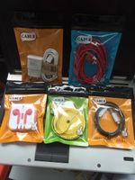 Wholesale Plastic Zip Lock Bag 15cm - NEW High Quality Zip Lock Retail Bags Zipper Package Earphone Hang Hole Plastic Packing For Headphone 10.5*15cm 100pcs