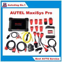 Wholesale Toyota Mazda Key Programming - [AUTEL Distributor] Original AUTEL MaxiSYS MS908 Pro AUTEL MaxiDas Maxisys Pro WiFi Autel MS908P Diagnostic & ECU Programming