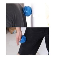 Wholesale Professional Massage Ball Deep Muscles on Cones Neck and Waist Acupoint Finger Massage Ball To Strengthen Training Ball
