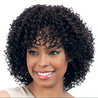 Wholesale Wig Long Wavy Bob - Medium Long Curly Black Wig Full Head Synthetic Black Hair Wigs for Women Synthetic Wigs Short Bob Wet And Wavy Synthetic Lace Front Wig