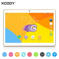 Wholesale Tablet Phone 4g Gsm - Wholesale- XGODY S960 9.6 inch 4G LTE Tablet PC Android 5.1 MT6735 Quad Core 1GB RAM 16GB ROM WiFi OTG GPS 5.0MP GSM WCDMA 4000mAh