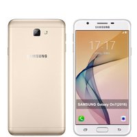 Samsung G6000 On7 remodelado Quad Core 5.5Inch 1280 * 720 tela 16G ROM Android6.0 celulares