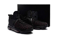 Wholesale Kd Shoes High Cut - 2017 New Fashion KD9 Basketball shoes high quality Basketball shoes Kevin Durant KD 9 sneaker for men Tranining Shoes