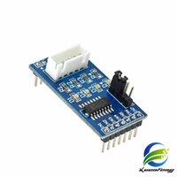 Wholesale Module Driver Motor - 4-phase 5 line 28BYJ48 Blue PCB Board ULN2003 Board Module 4-phase 5V Stepper Motor Driver 25pcs lot Free shipping