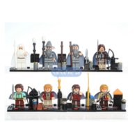 Wholesale The Lord of the Rings Hobbits Figures Gandalf Minifigures Building Blocks Sets Classic Kid s Toys