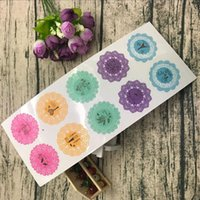 Wholesale Transparent Decals - Seal Transparent Lace Sticker Adhesive Label Originality Beauty Decoration Transparent Gilding Style Sealing Stickers Hot Sell 0 33jd H R