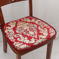 Wholesale High Quality Fashion Dining Chair Cushion Thickening cushion unpick winter chair pad stool seat mat