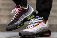 zapatos de correr para hombre con descuento al por mayor-Envío gratis nuevo descuento siendo Maxes Mens Racer 95 zapatillas botas hombre zapatos para correr SB eor 40-45