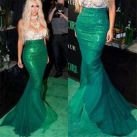 Wholesale Mermaid Costume Xl - 2016 Adult halloween princess Mermaid Tail coronation cosplay costume Movie party women fancy long skirt Custom Made
