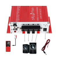 Wholesale Handover Hi Fi Car Stereo Amplifier Support CD DVD MP3 Input CEC_800