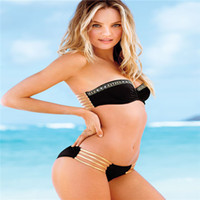 Wholesale Drill Ends - Hot Drilling Process High End Resistant To Wear Sexy Europe And The United States Tight High Elasticity Swimsuit
