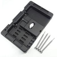 schneller entferner großhandel-Flip Autoschlüssel Pin Remover Auto Folding Quick Remover Installation Flip Schlüssel Pin Remover Fixing Tool Kit