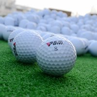 Wholesale Quality Visual - Golf Balls PGM Top Quality Sphere Match Ball With Three Layers High End Gifts Practical Visual Sense Easy To Carry 35gf H