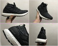 Wholesale Men Mid Top Boots - Cheapest!! Nest Ultra Boost Top Ultra Boost ATR MID Running Shoes For Men Ultra Men's And Women's Sneakers Mens Sports Boots Man Shoes