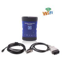 opel gm mdi großhandel-GM MDI WIFI Multiple Diagnoseschnittstelle mit Wifi GM MDI Selbstdiagnosewerkzeug gm mdi Scanner ein Jahr Garantie